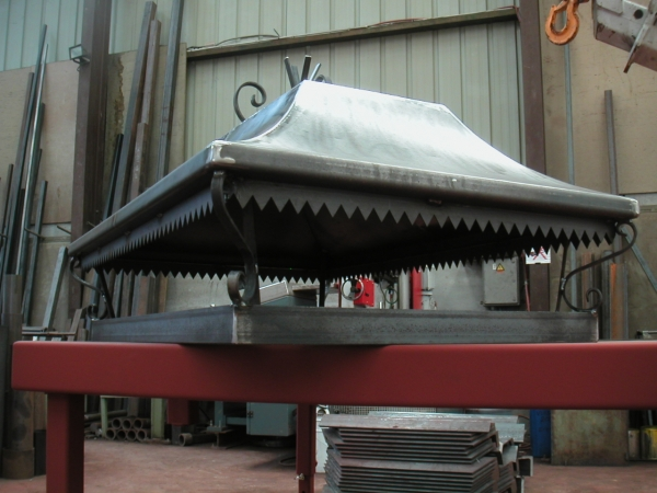 ecem group construction m tallique en acier inox tinlot. Black Bedroom Furniture Sets. Home Design Ideas